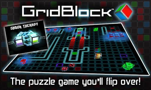 puzzle game grid block android