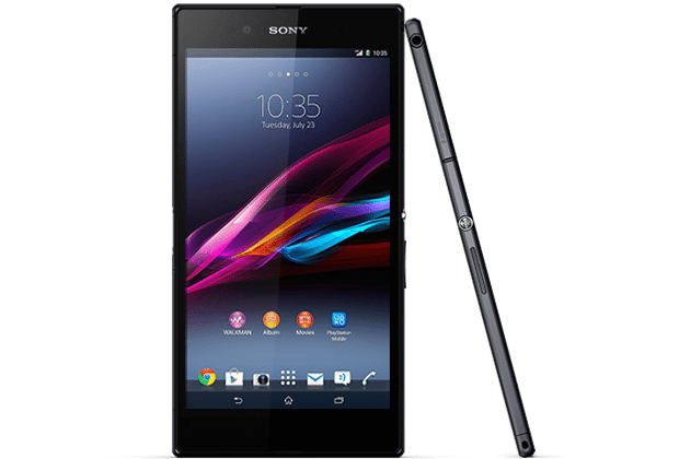 xperia z ultra, Sony présente officiellement son Xperia Z Ultra