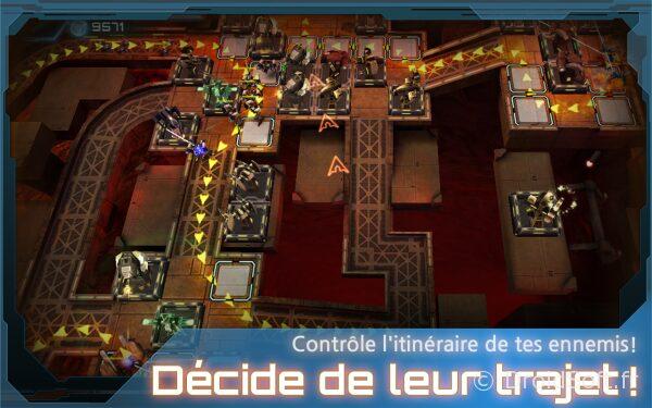 Defense Technica jeu gratuit android 1