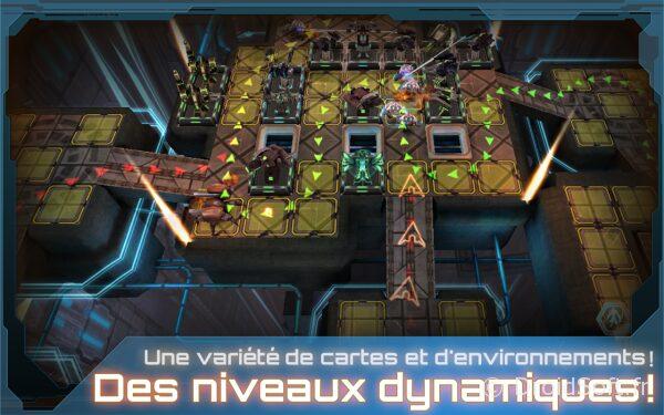 Defense Technica jeu gratuit android 2