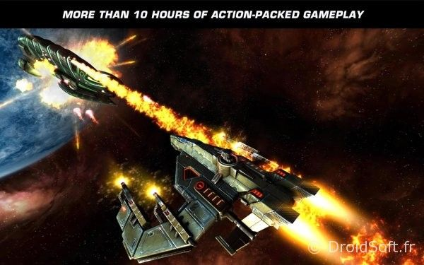 Galaxy On Fire 2 HD android jeu gratis