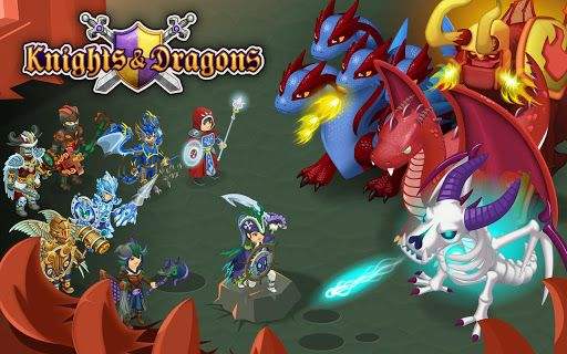 Knights & Dragons android