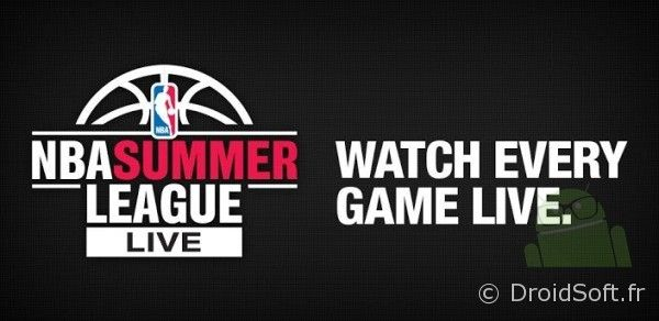 NBA Summer League 2013 android app gratis