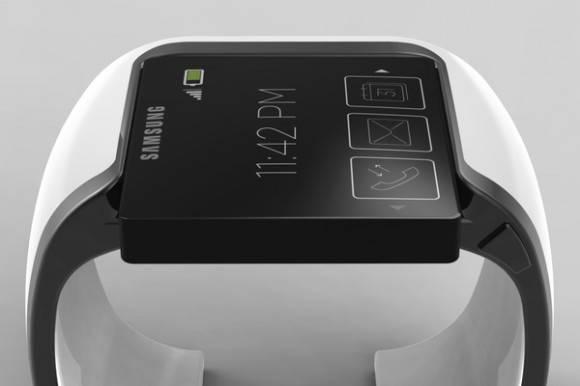 Samsung Gear - la montre intelligente