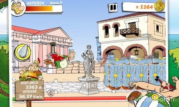 asterix megabaffe android jeu