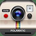 logo Polamatic by Polaroid™
