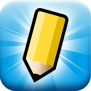 logo Draw Something by OMGPOP