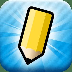logo Draw Something by OMGPOP