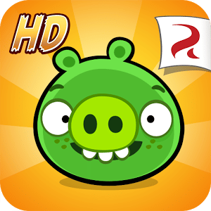 logo Bad Piggies HD