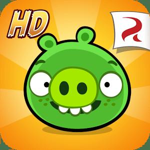 logo Bad Piggies HD