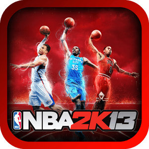 logo NBA 2K13