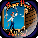 logo Super Pirate Paddle Battle