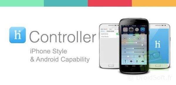 control center iOS 7 android