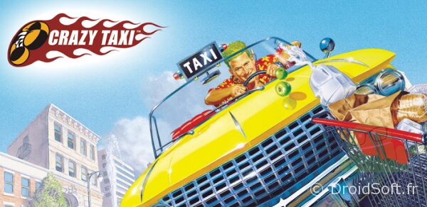crazy taxi android jeu 3