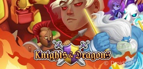 knights & dragons android jeu gratis