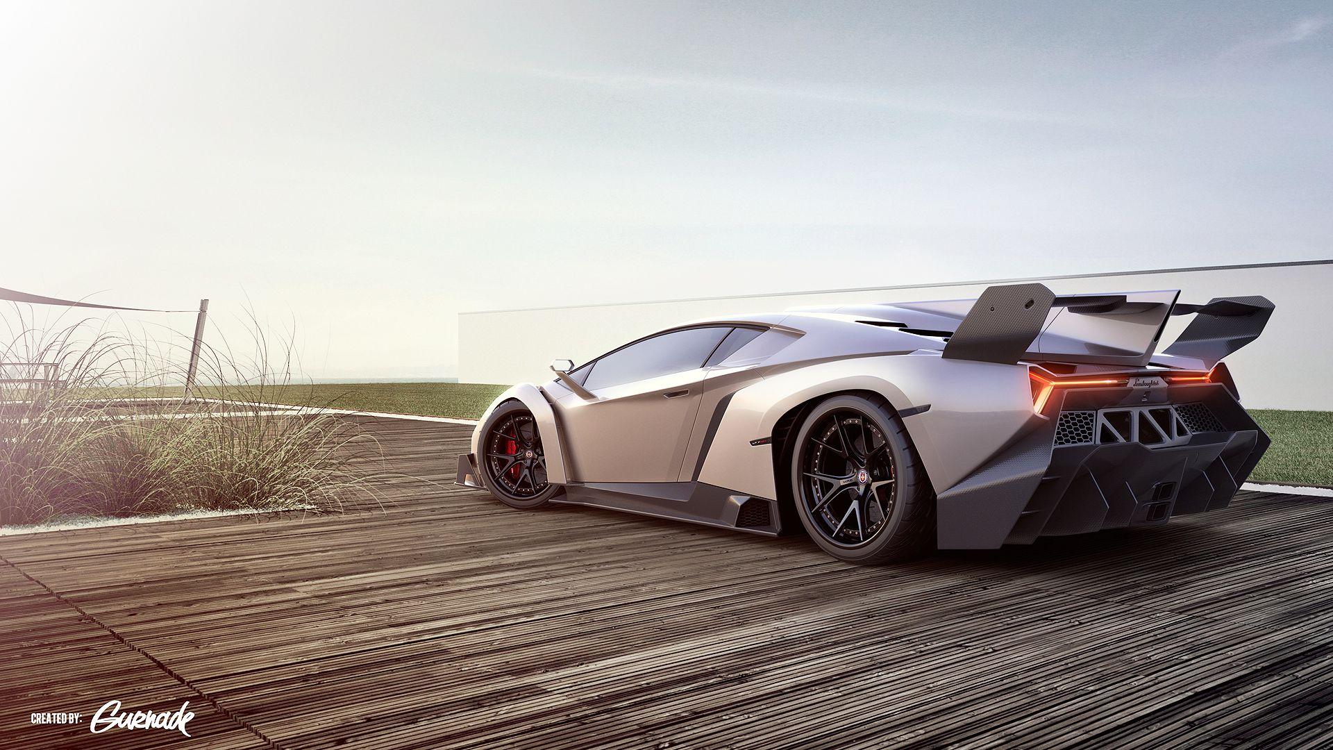 Lamborghini Veneno Wallpaper Android Hd