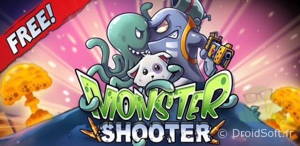 monster shooter android jeu gratuit