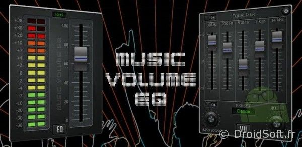 music volume eq app gratuite