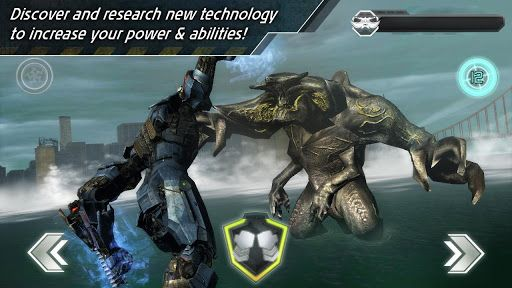 pacific rim android 3