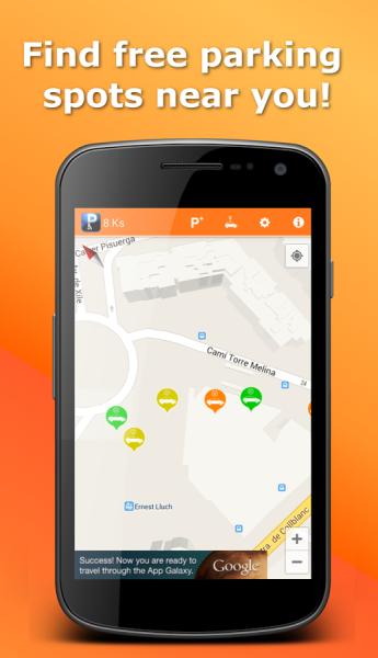parking karma app gratis