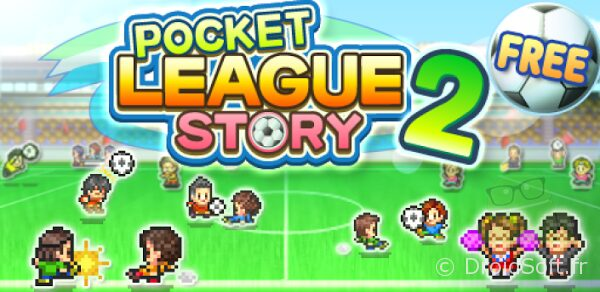 pocket league story 2 android jeu gratuit