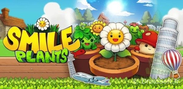 smile plants android jeu 1