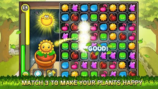 smile plants android jeu 2