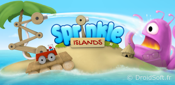 sprinkle island android home
