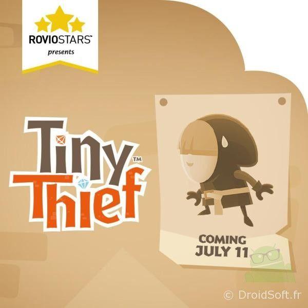 tiny thief rovio jeu