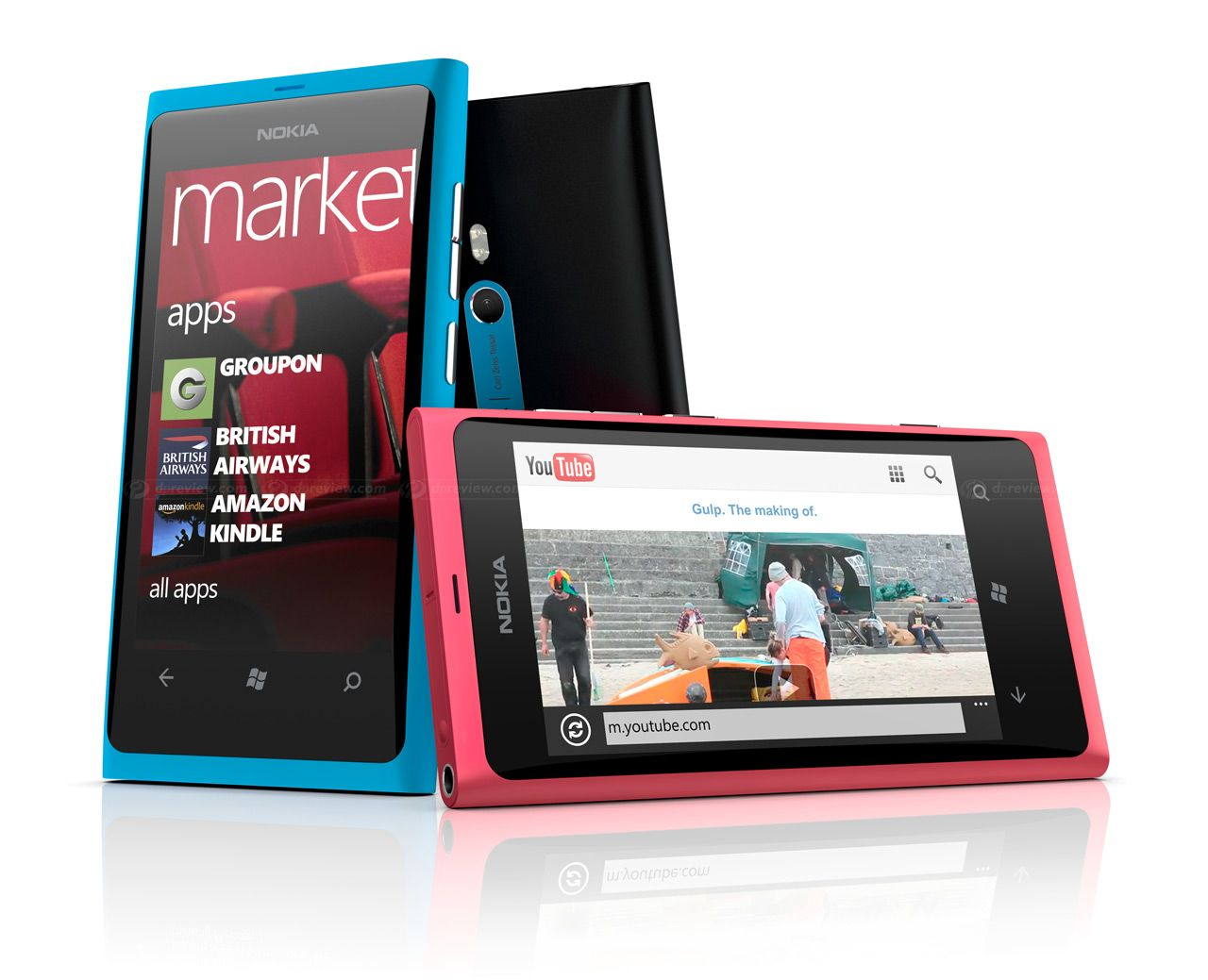 windows phone 3eme devant blackberry