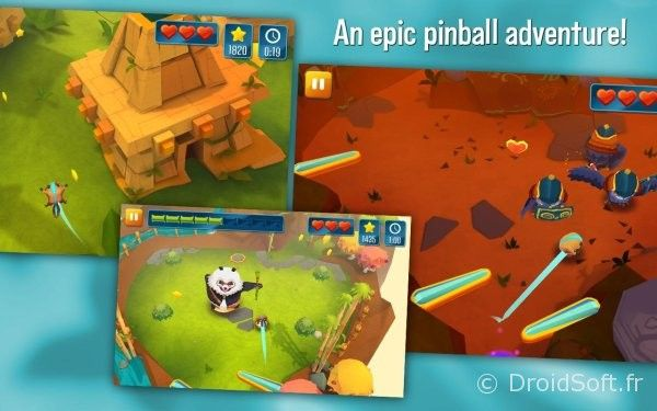 Momonga Pinball Adventures Android