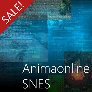 logo SNES Animaonline