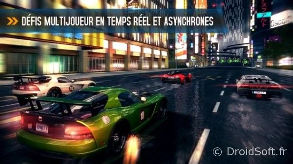 asphalt 8 airborne dispo android