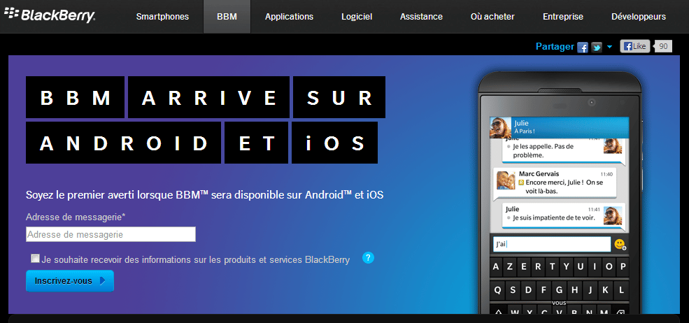 bbm inscription