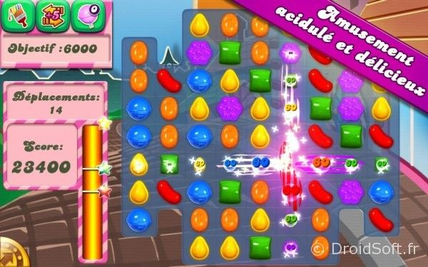 candy crush saga 395 niveaux android