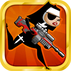 logo Nun Attack: Run & Gun