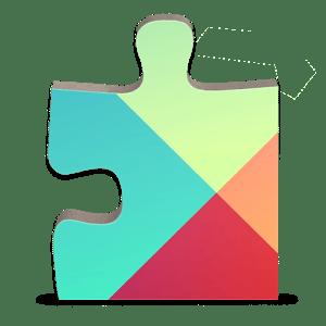 logo Services GooglePlay