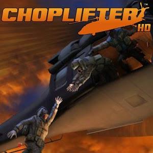 logo Choplifter HD