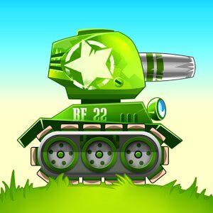 logo BattleFriends in Tanks