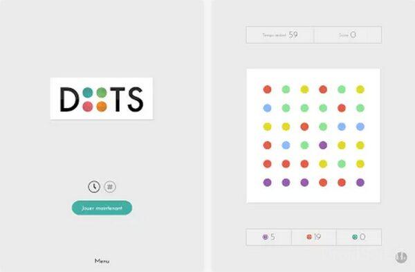 dots puzzle gratuit android