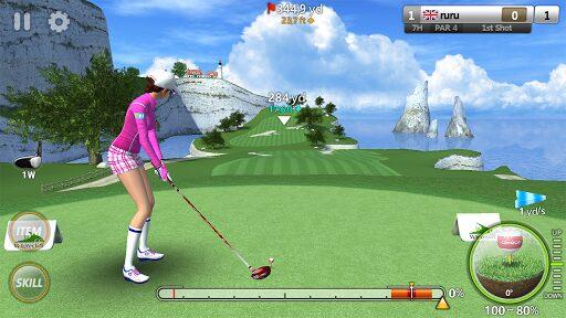golf star jeu gratis android