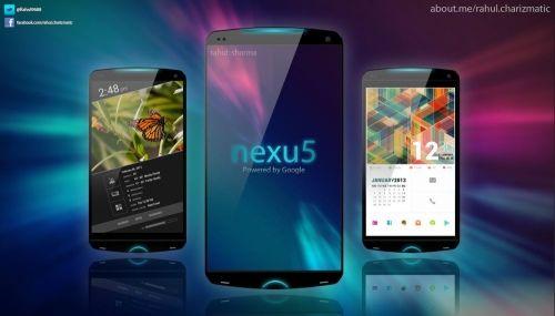 nexus 5 concept verre
