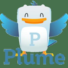 plume twitter