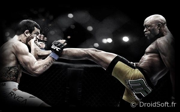 ufc anderson silva wallpaper android