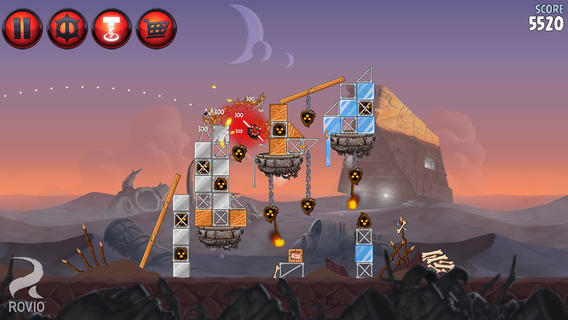 Angry Birds Star Wars 2 android 1