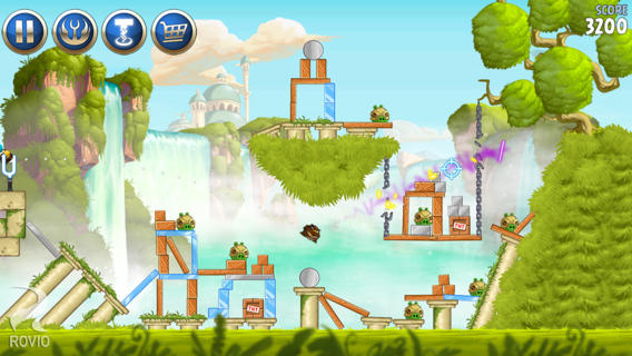 Angry Birds Star Wars 2 android 2