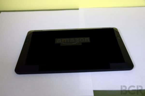 Kindle Fire HD dos