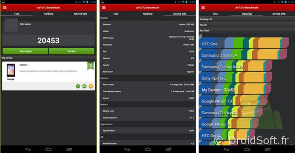 antutu benchmark android app gratuite