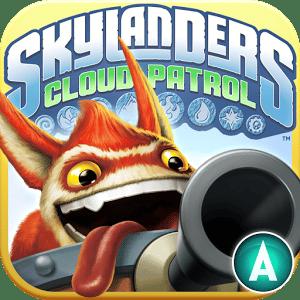 logo Skylanders Cloud Patrol™