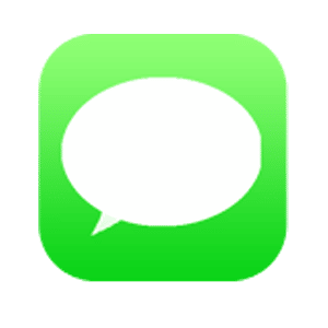 logo iMessage Chat
